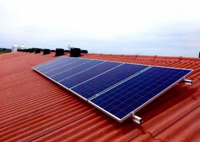 instalacion solar fotovoltaica